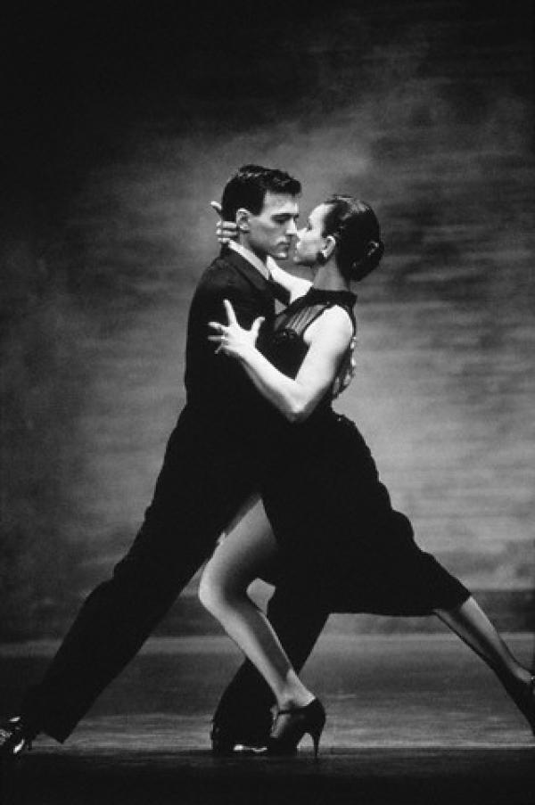 Танго воплощенный секс в танце